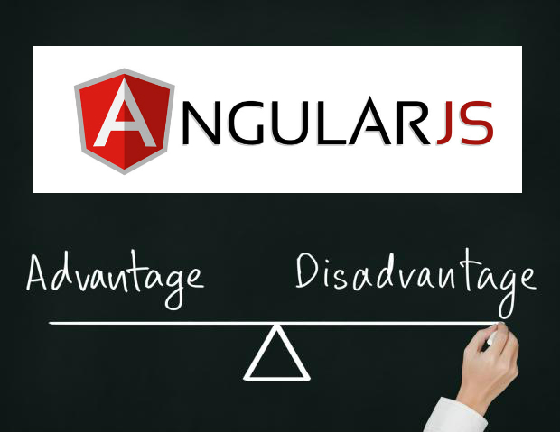 Advantages & Disadvantages of Choosing AngularJS Web Development